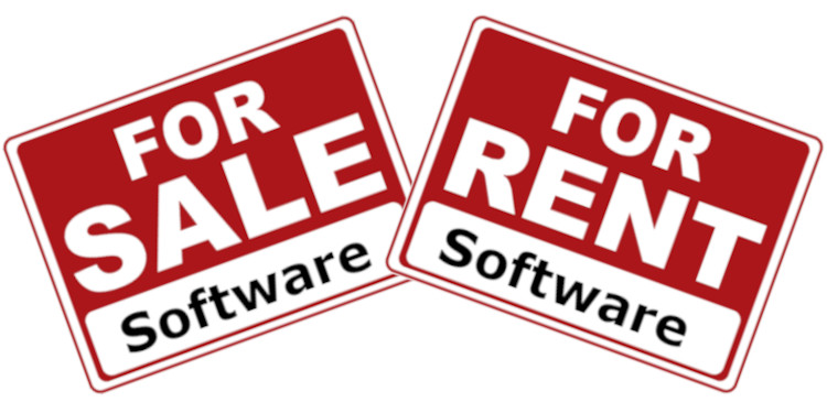 For Sale Software, For Rent Software